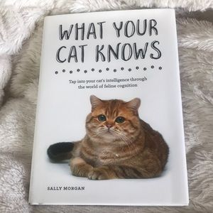 What Your Cat Knows Book